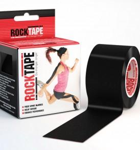 RockTape Black 5cm width - 5m length