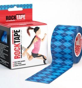 RockTape Blue Garmin Argyle 5cm width - 5m length