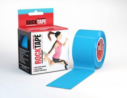 RockTape Electric Blue 5cm width - 5m length