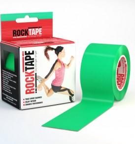 RockTape Green 5cm width - 5m length