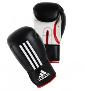 Adidas Energy 100 Boxing Gloves - Black