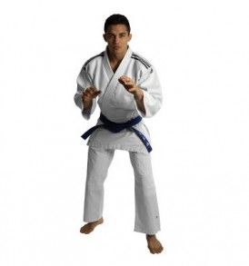 Adidas Club Judo Uniform - White