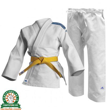 Adidas Kids Club Judo Uniform - White