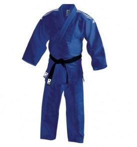 Adidas Training Judo Uniform - Blue