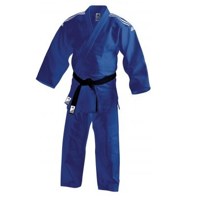 Adidas Training Judo Uniform - Blue