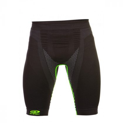 BV Sport NATURE3R Compression Short - Black