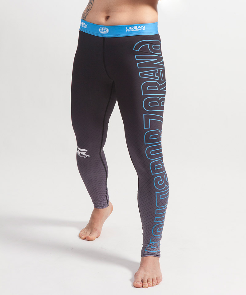 7c5d292e00b Urban Resilience Long Leggings Perfect Fit - Black - Fight Store IRELAND