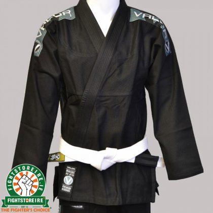 Valor Bravura BJJ Gi - Black with Free White Belt