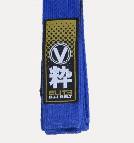 Valor Elite BJJ Blue Belt