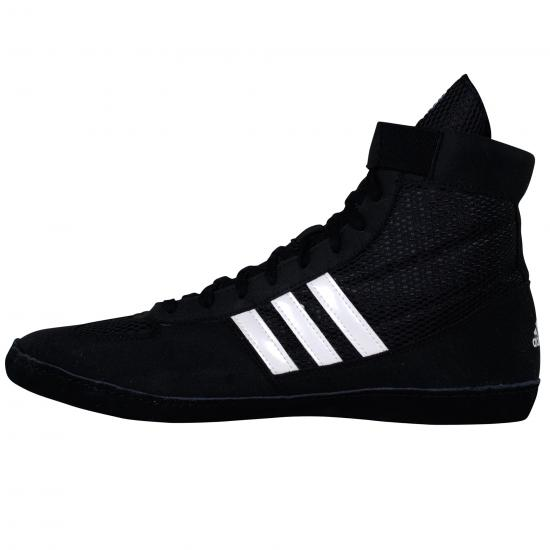 Adidas Combat Speed IV Boots - Black/White