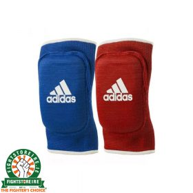 Adidas Reversible Elbow Pads - Blue/Red:
