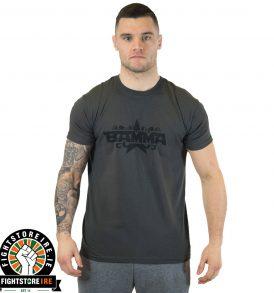 BAMMA This is not a Test T-shirt - Dark Grey