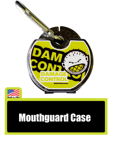 DC Mouthguard Case