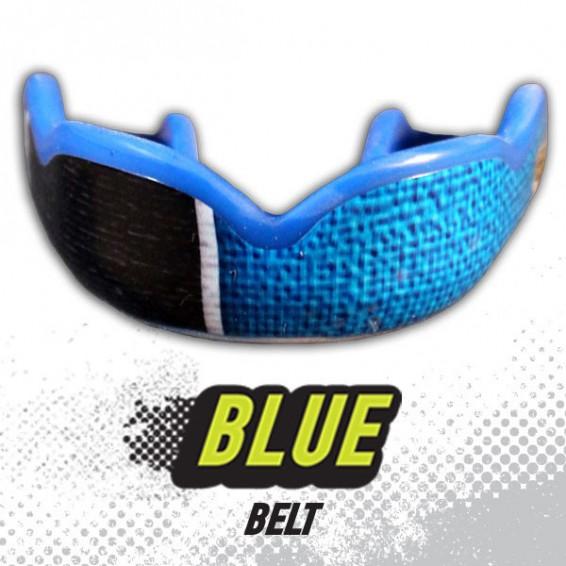 DC Mouthguards Blue Belt High Impact