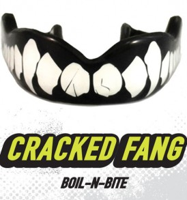 DC Mouthguards Cracked Fang High Impact