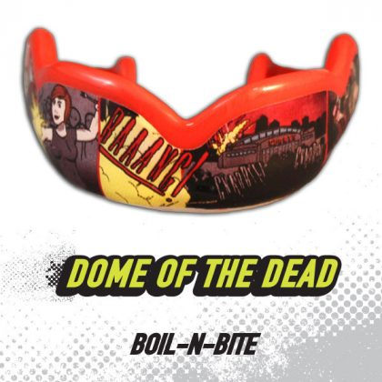 DC Mouthguards Dome of the Dead High Impact
