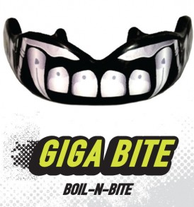 DC Mouthguards Giga Bite High Impact