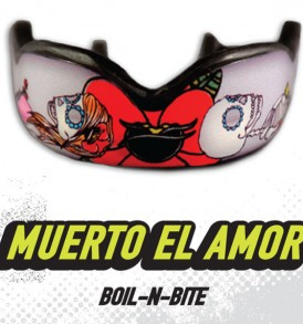 DC Mouthguards Muerto El Amor High Impact