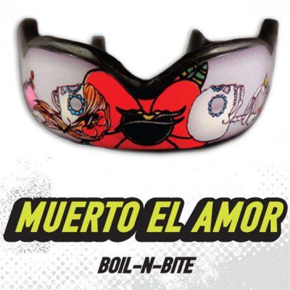 DC Mouthguards Muerto El Amor High Impact