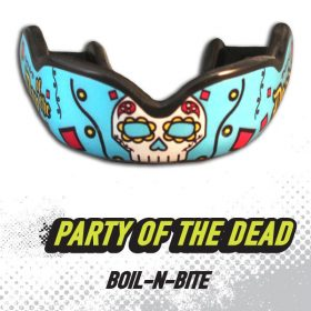 DC Mouthguards Party of the Dead High Impact