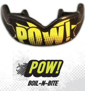 DC Mouthguards Pow! High Impact