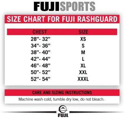 FUJI Sports Ichiban Rashguard