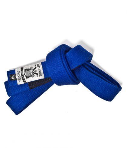 Grips Blue BJJ Belt