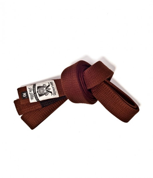 Grips Brown BJJ Belt