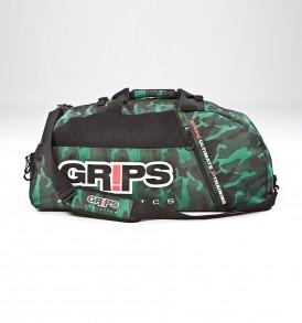Grips Camo Duffel Backpack
