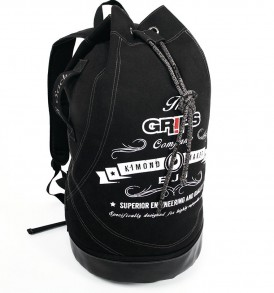 Grips Gi Sack - Black