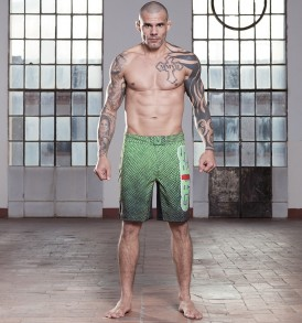 Grips Green Snake Hybrid Training Shorts