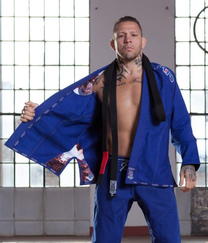 Grips Secret Weapon 2.0 BJJ Gi - Blue