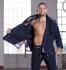 Grips Secret Weapon 2.0 BJJ Gi - Navy Blue