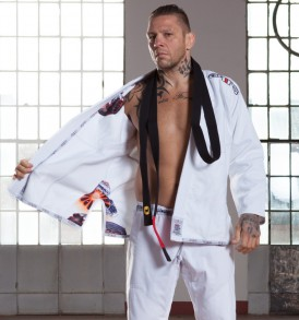 Grips Secret Weapon 2.0 BJJ Gi - White