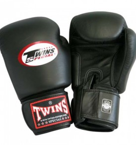 Twins Special BGVL 3 Boxing Gloves - Black