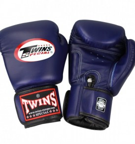 Twins Special BGVL 3 Boxing Gloves - Blue
