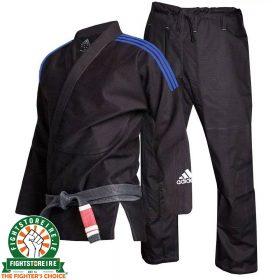 Adidas Kids Response BJJ Gi - Black