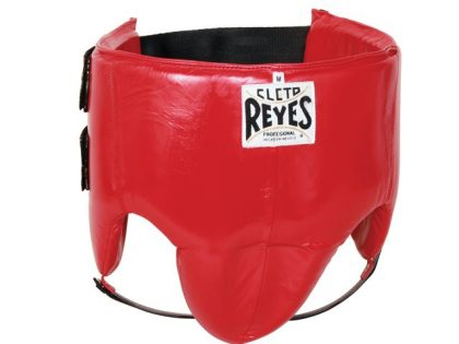 Cleto Reyes Kidney and Foul Protection Cup - Red