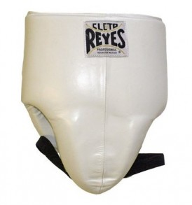 Cleto Reyes Kidney and Foul Protection Cup - White