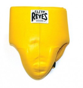 Cleto Reyes Kidney and Foul Protection Cup - Yellow