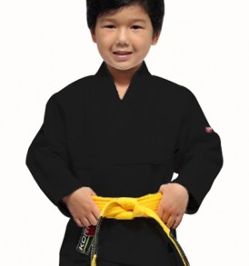 Koral Original Kids Gi - Black