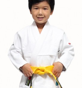 Koral Original Kids Gi - White