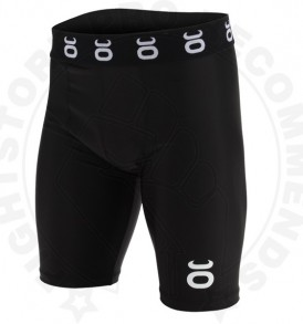 Tenacity Leverage Compression Shorts - Black