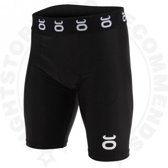 Tenacity Leverage Compression Shorts - Black