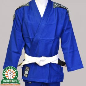 Valor Bravura BJJ Gi - Blue with Free White Belt
