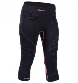 BV Sport KeepFit Leggings - Black/Pink