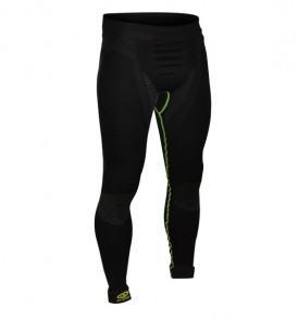 BV Sport Nature3r Long Tights - Black/Green