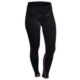 BV Sport Nature3r Women Long Tights - Black/Pink