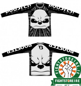Booster Killer Panda Rashguard - Long Sleeve