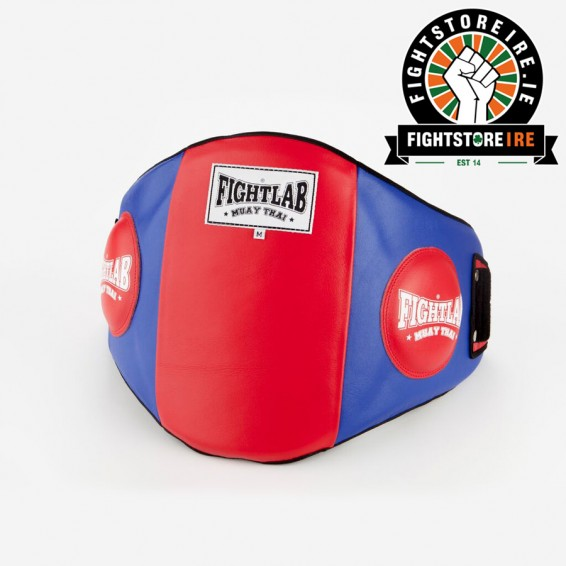 Fightlab Classic Belly Pad Blue and Red